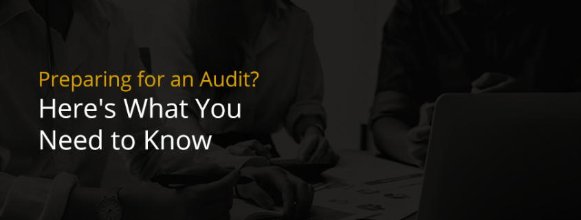 Here is what you need to know to prepare for an audit in Atlanta